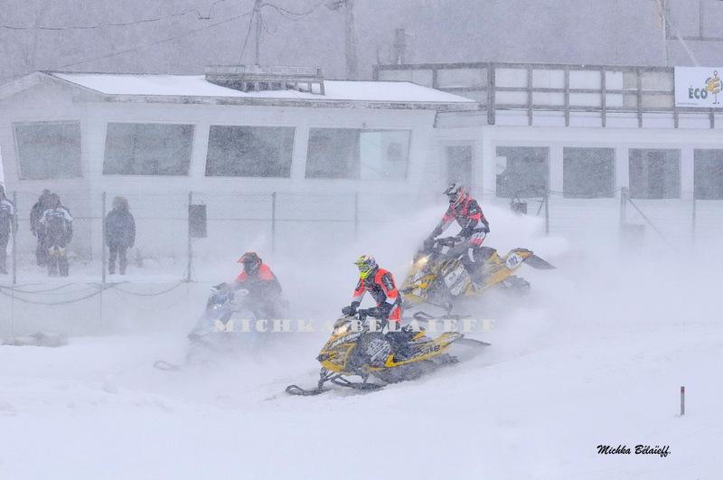Le Grand prix ski-doo de Valcourt2014.