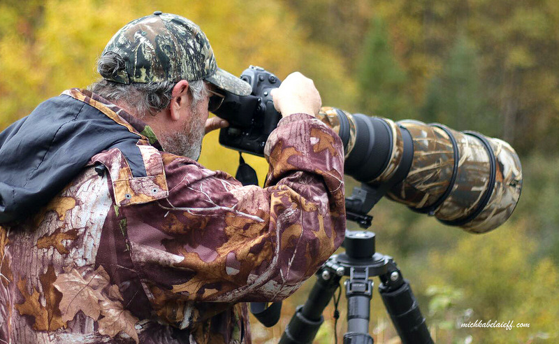 Chasseur d'images / Image Hunter.